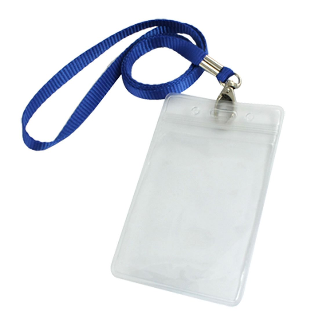 Uxcell Plastic Vertical ID Badge Card Holder/Bag, 2 Pieces, Clear (a11120500ux0411) Dragonmarts Co. Ltd. / Uxcell