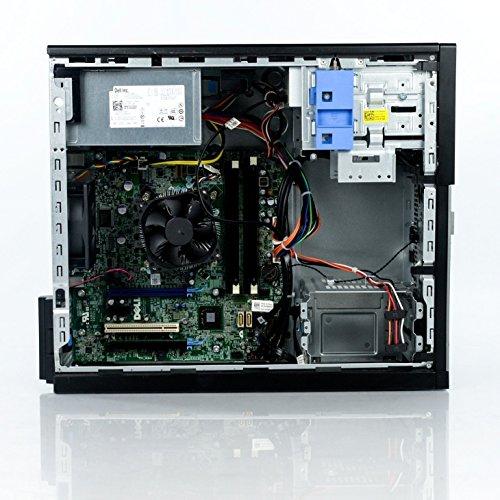 ordinateur de bureau dell optiplex minitower business high performance intel quad core i7 2600. Black Bedroom Furniture Sets. Home Design Ideas