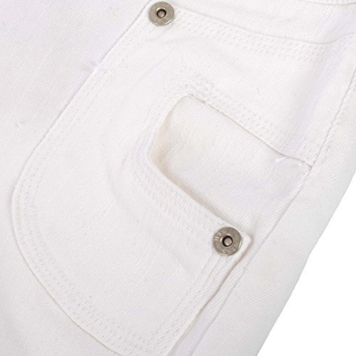 452332a82c5 Miss Posh Womens Ladies Playsuits Dungarees Denim Hot Pants Shorts ...