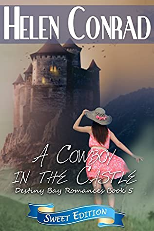 book cover of A Cowboy in the Castle