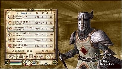 Amazon com: The Elder Scrolls IV: Oblivion - Playstation 3 (Greatest