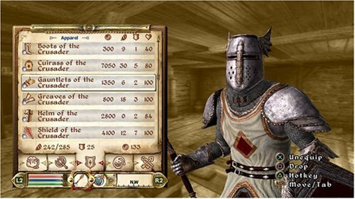 The Elder Scrolls IV: Oblivion - Playstation 3 (Greatest