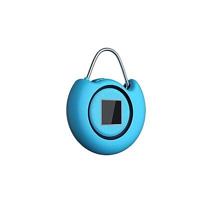 38766476094b Mini Smart Password Fingerprint Lock Portable Luggage Small ...