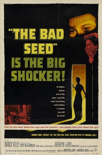 The Bad Seed POSTER Movie (27 x 40 Inches - 69cm x 102cm) (1956)