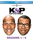 Key & Peele: Seasons One & Two [Blu-ray]