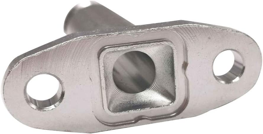 Turbo Oil Drain Joint AN10 T3//T4 Turbocharger Flange Adapter