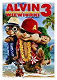 Alvin and the Chipmunks 3 [DVD] (English subtitles)