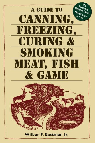 A Guide to Canning, Freezing, Curing & Smoking Meat, Fish & Game by [Eastman Jr., Wilbur F]
