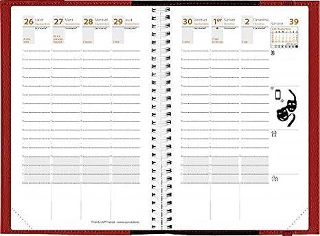 Amazon.com: Quo Vadis Time & Life Sept - Agenda escolar ...