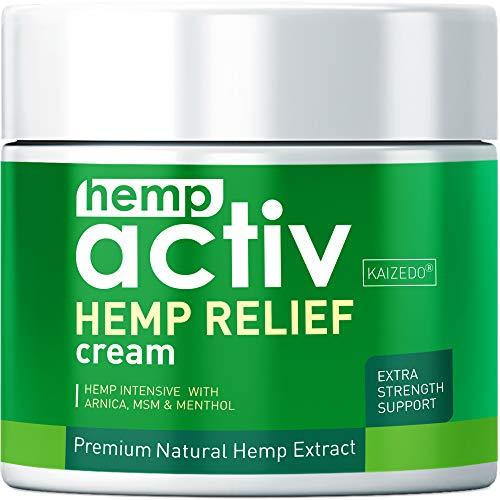 HEMPACTIV Hemp Pain Relief