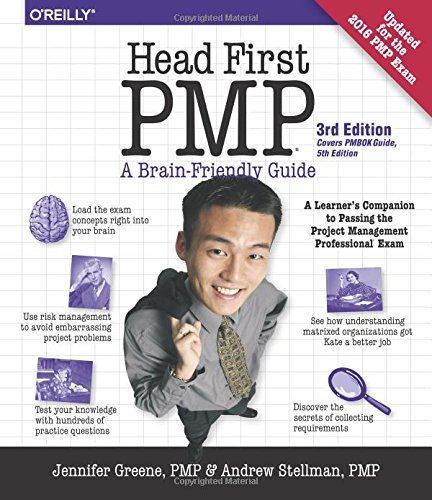Head First PMP: A Learner's Companion to Passing the Project Management Professional Exam (Head First Pmp For Pmbok 5th Edition)