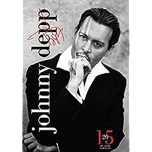 Johnny Depp 2015 Calendar