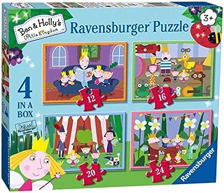 Amazon.com: Puzzles Ben & Hollys Little Kingdom – Original ...