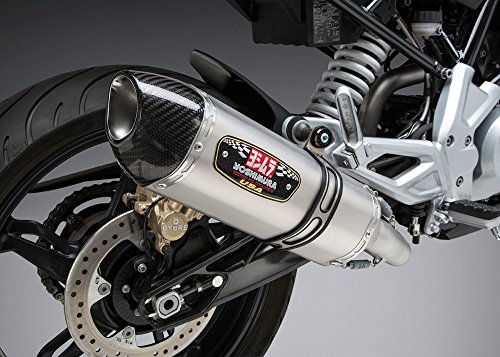 himura R-77 Full System Exhaust (Race/Stainless Steel/Stainless Steel/Carbon Fiber/Works Finish) ()