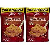 Betty Crocker Mashed Potato Homestyle - Sweet Potato - 5.6 oz - 2 Pack