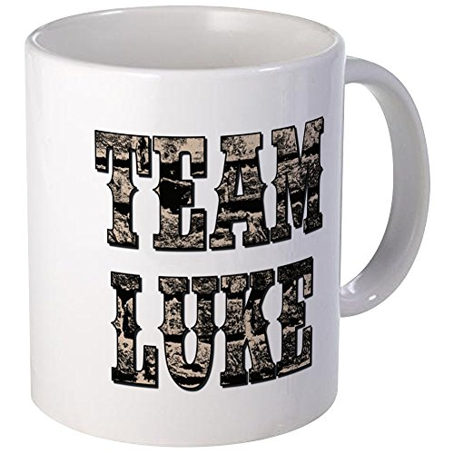 CafePress TEAM LUKE Mugs Unique Coffee Mug, Coffee Cup