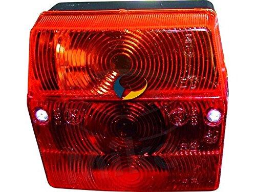Leuchte 3-Kammer Aspoeck 10000 Hella