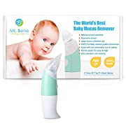 Mr. Bene Battery Operated Electric Baby Mucus Remover