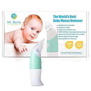 Amazon Com Mr Bene Battery Operated Electric Baby Mucus
