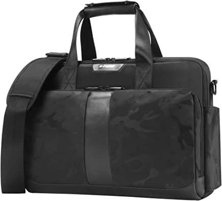 Briefcases Color Dark Decor Mens and Womens Computer Bags Handbags Shoulder Bags Suitable for 15 Inch Computers