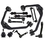 Mac Auto Parts 145463 Front Suspension Kit Ball Joints Arms Ford F150 F250 Expedition 2WD 12 Piece Kit