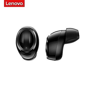 Docooler Lenovo Air TWS BT Auricular Deportes Música Auriculares Inalámbricos Auriculares En Oreja Monitores Auriculares con micrófono para iPhone Xiaomi ...