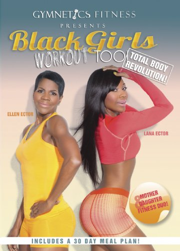 Price comparison product image Gymnetics Fitness Presents Black Girls Workout Too