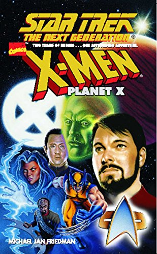book cover of Planet X