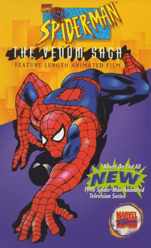 Spider-Man: The Venom Saga [VHS]]()