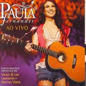 PAULA FERNANDES-AO VIVO