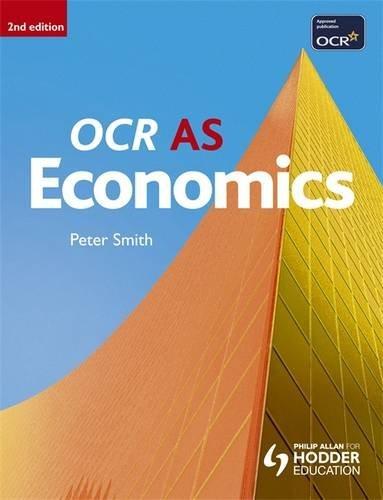 OCR as Economics