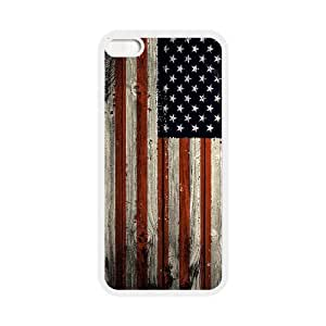 "Custom Phone Case American Eagle and Flag For Apple Iphone6 4.7"" screen Cases APPL8307310"