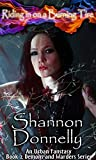 Riding in on a Burning Tire: A Mackenzie Solomon Urban Fantasy (Demons & Warders Book 2)