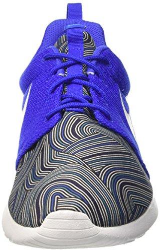 Nike Roshe One Print Men's Running Shoes 655206-416 Racer Blue/White-blue Grey-blue Lagoon clearance amazon fake sale online for nice online sast online FB2lSeY3