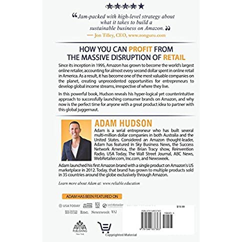 Primed: Your Guide To Building An Amazing Business On Amazon Paperback – May 11, 2017 - 51BWubYSkUL - Primed: Your Guide To Building An Amazing Business On Amazon Paperback – May 11, 2017