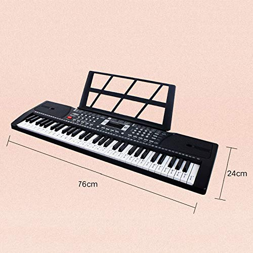 Piano Mat Crawling Mat Dancing Music Foot Pedal Toy Gift 0515A (Size : Pink)