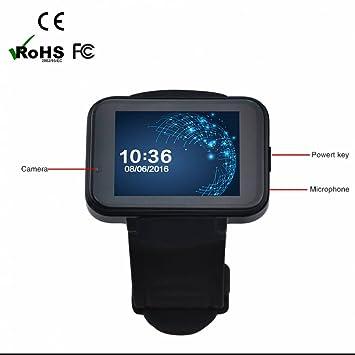 Relojes Intelligent Fitness Tracker con Alarma y Cronómetro,Monitor de Calorías y Sueño,Monitor