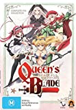 Queen's Blade 4 Beautiful Warriors | Complete OVA | Collection | Anime & Manga | NON-USA Format | PAL | Region 4 Import - Australia