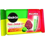 Miracle-Gro 100386 Tree and Shrub Fertilizer Spikes, 12-Pack, 3lb