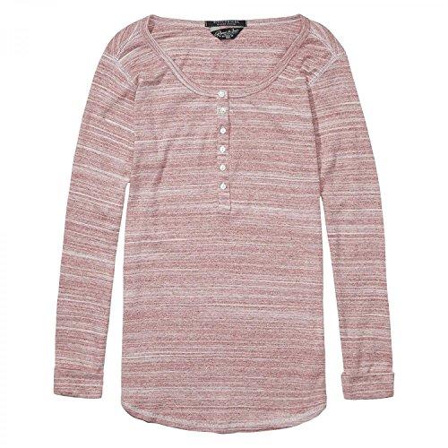 Maison Scotch - Camiseta de manga larga - para mujer Combo A