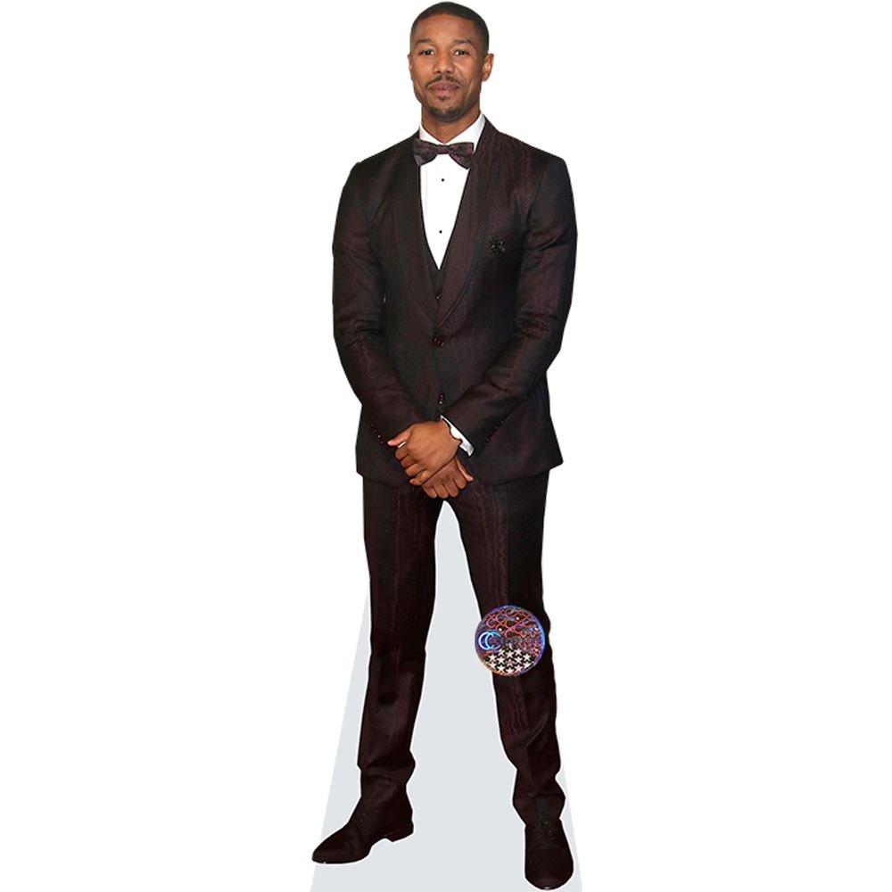 Michael B. Jordan Life Size Cutout by Celebrity Cutouts