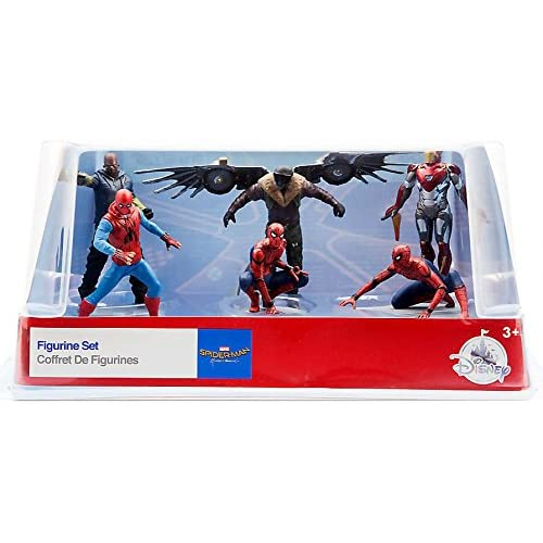 Marvel Spider-Man Homecoming Figurine Set
