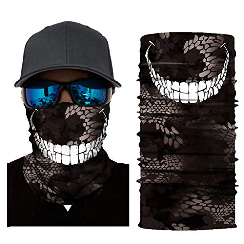 New!DEESEE(TM)10Style Full Function Ski Motorcycle Neck Tube Warmer Cycling Biker Scarf Wind Face Mask (C2) ()