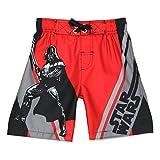 Star Wars Boys Swim Trunks and Rash Guard Swimsuit
