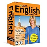 Instant Immersion English Levels 1, 2, 3, Topics Entertainment, 160077542X