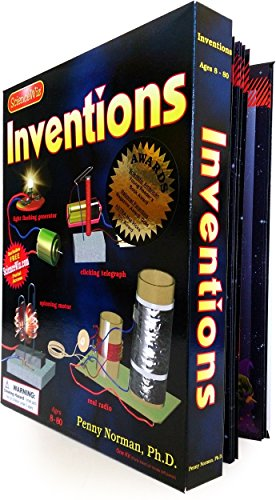 - ScienceWiz / Inventions Kit