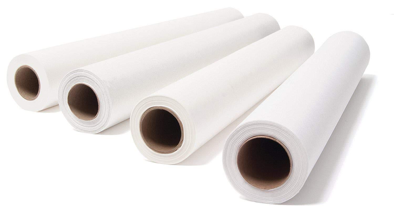 Avalon Standard Exam Table Paper - Smooth White - 21'' x 225' - 12/Cs