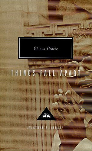 Things Fall Apart (Everyman's Library) (Parts Of The Library And Its Functions)