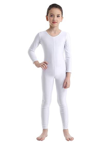 Freebily Bodies Jumpsuit para Danza Ballet Fitness Leotardo ...