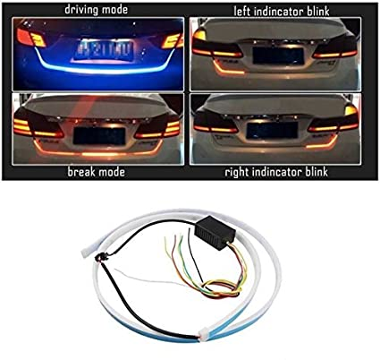 Led strip lights il motorcycle taillights photo 73